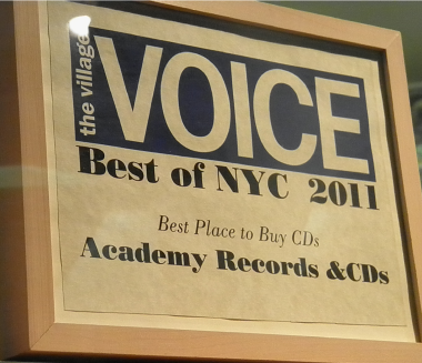 Voted best place in NYC to buy CDS
